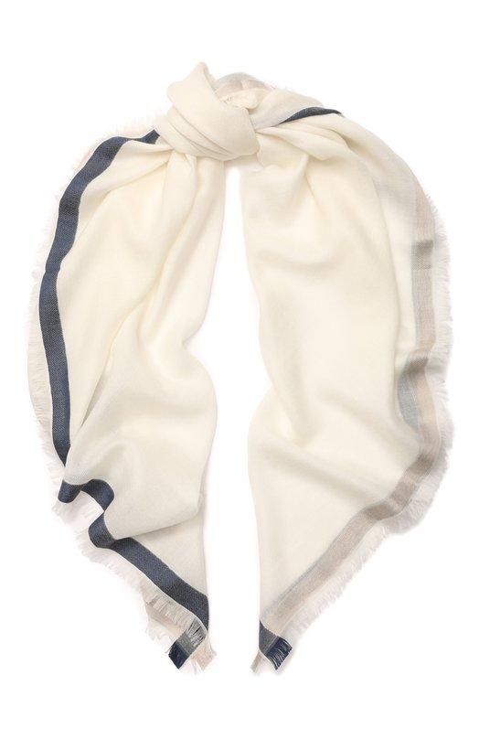 Платок из смеси шерсти и шелка Giorgio Armani