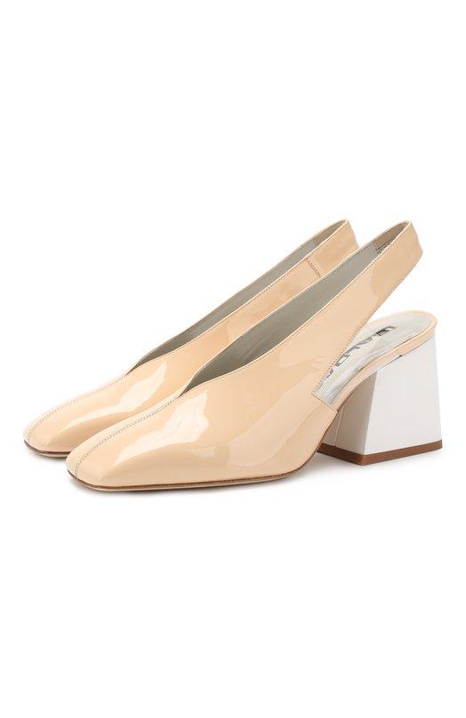 Лаковые туфли Baldan Baldan