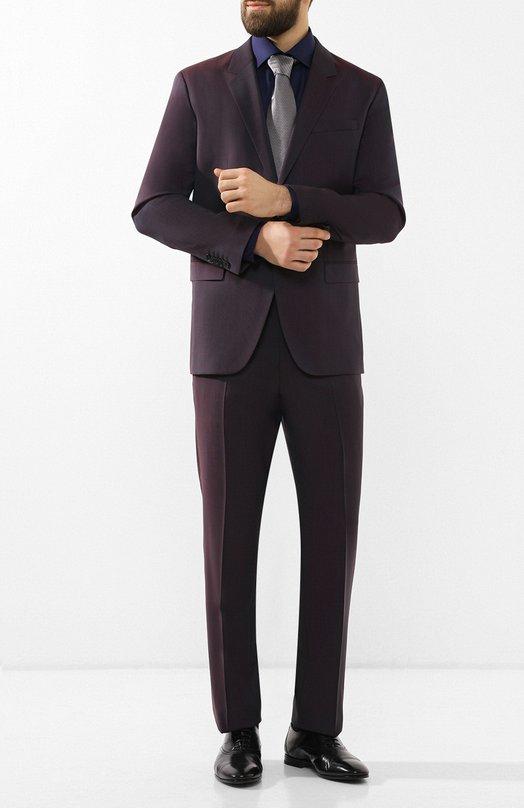 Шерстяной костюм HUGO