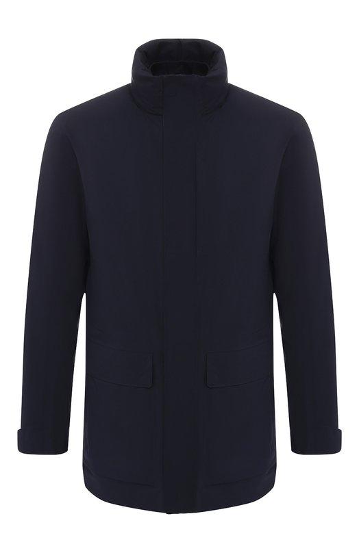 Купить Куртка Z Zegna, VS015/ZZ104, Китай, Темно-синий, Полиэстер: 100%; Подкладка-полиэстер: 100%;