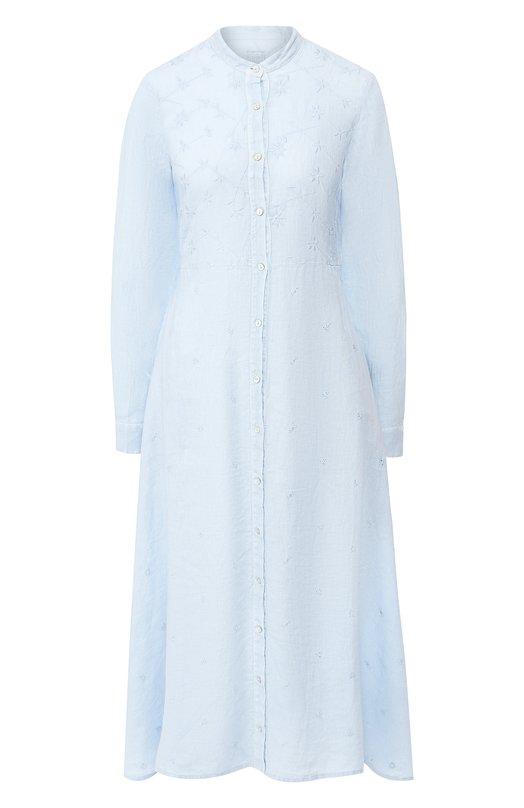 Льняное платье 120% Lino