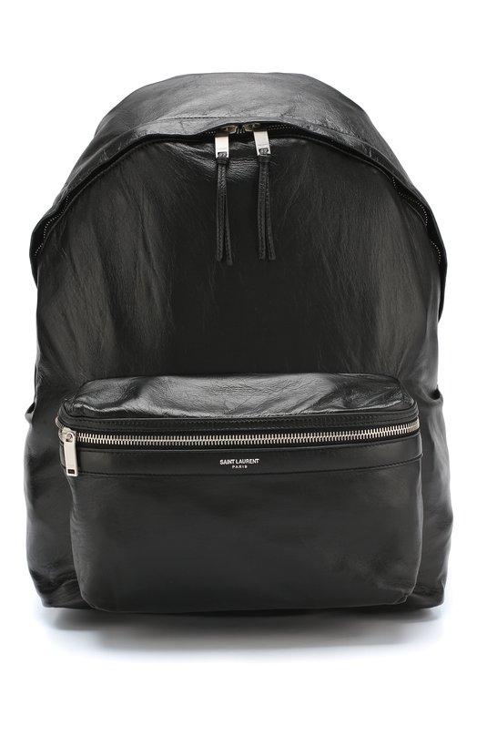 Кожаный рюкзак City Saint Laurent