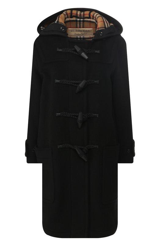 Шерстяное пальто Burberry Burberry