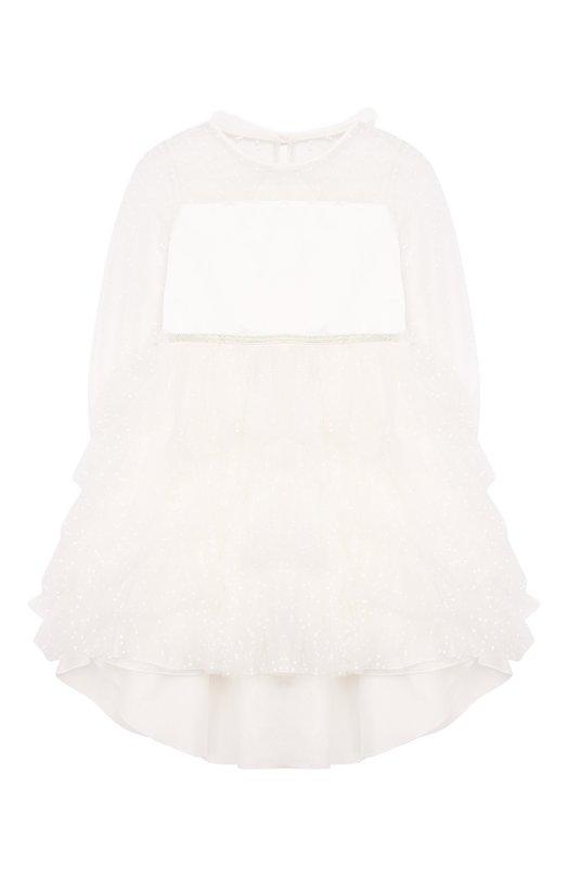 Платье с пышной юбкой Aletta