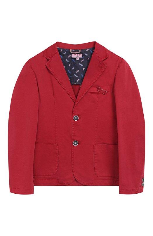 Хлопковый пиджак Aletta