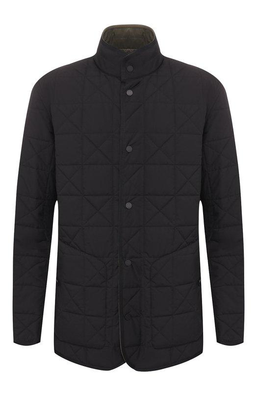 Купить Двусторонняя куртка Z Zegna, VS019/ZZ100, Китай, Черный, Полиэстер: 100%; Подкладка-полиамид: 100%; Набивка-полиэстер: 100%;