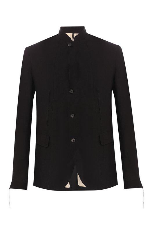 Льняной пиджак Masnada