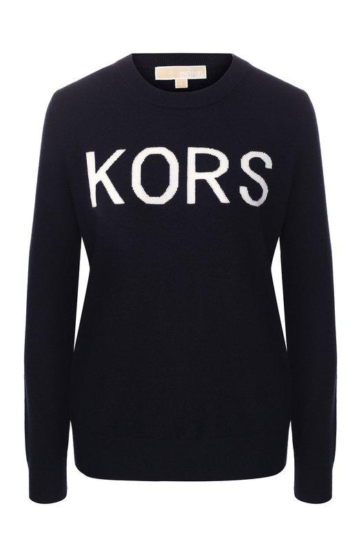 Пуловер из смеси шерсти и вискозы MICHAEL Michael Kors