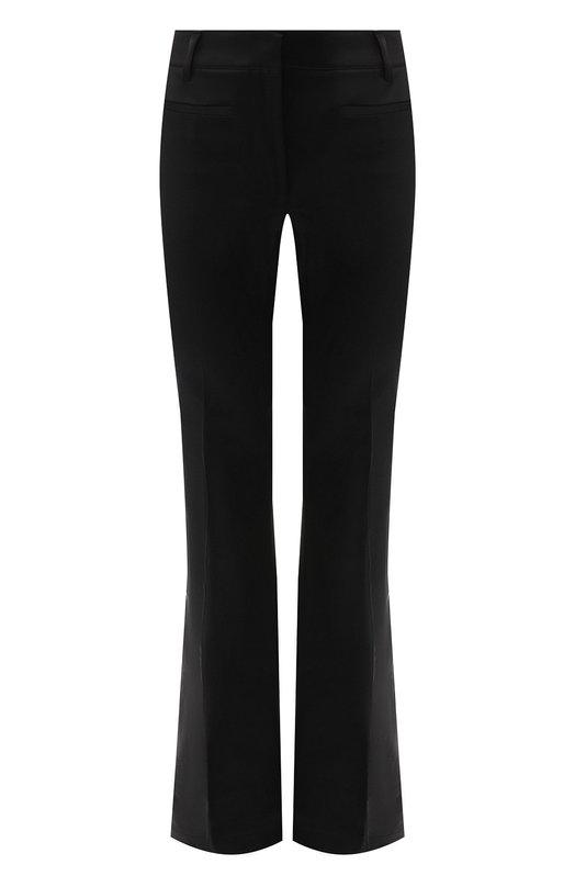 Купить Расклешенные брюки Tom Ford, PAW159-FAX469, Италия, Черный, Хлопок: 56%; Вискоза: 42%; Эластан (Полиуретан): 2%;