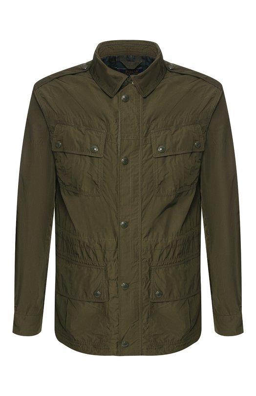 Купить Куртка Polo Ralph Lauren, 710730009, Китай, Хаки, Полиэстер: 100%; Подкладка-текстиль: 100%;
