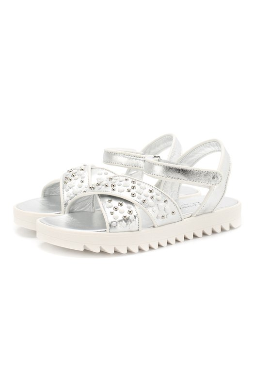 Кожаные сандалии Ermanno Scervino