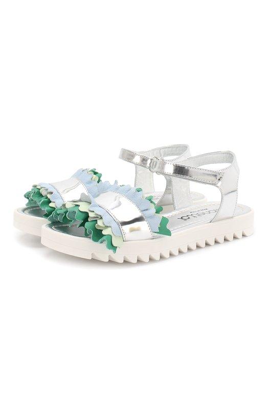 Кожаные сандалии Simonetta