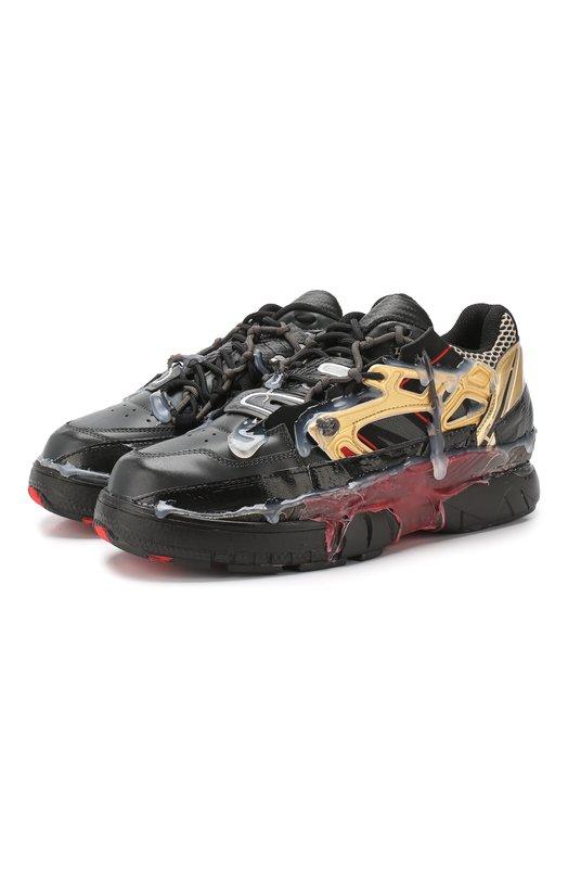 Комбинированные кроссовки Fusion Maison Margiela