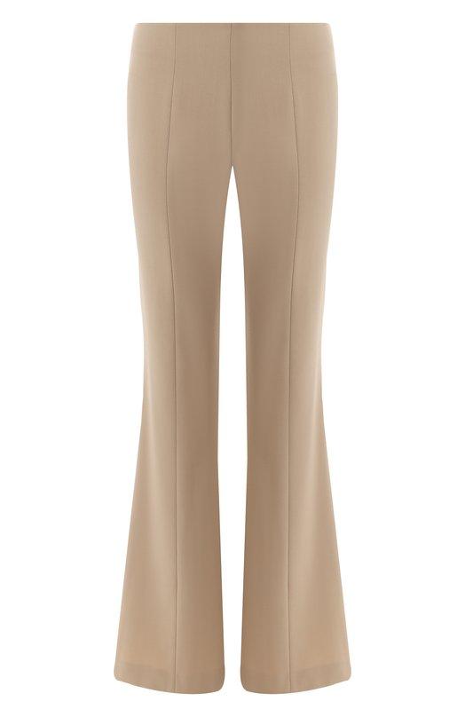 Купить Расклешенные брюки Maison Margiela, S51KA0433/S49189, Италия, Бежевый, Полиэстер: 54%; Шерсть: 44%; Эластан: 2%;