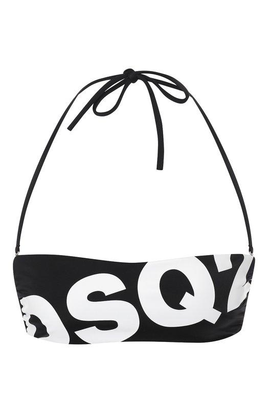 Бра с логотипом бренда Dsquared2