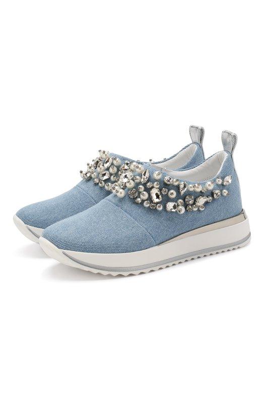 Текстильные кроссовки Missouri