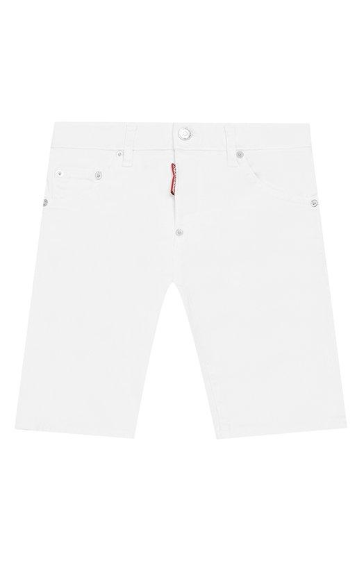 Джинсовые шорты Dsquared2