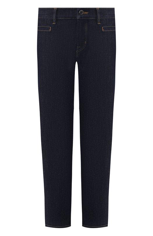 Купить Укороченные джинсы Jacob Cohen, S0PHIE 00494-W1, Италия, Темно-синий, Хлопок: 57%; Эластан: 5%; Лиоцелл: 21%; Полиэстер: 17%;