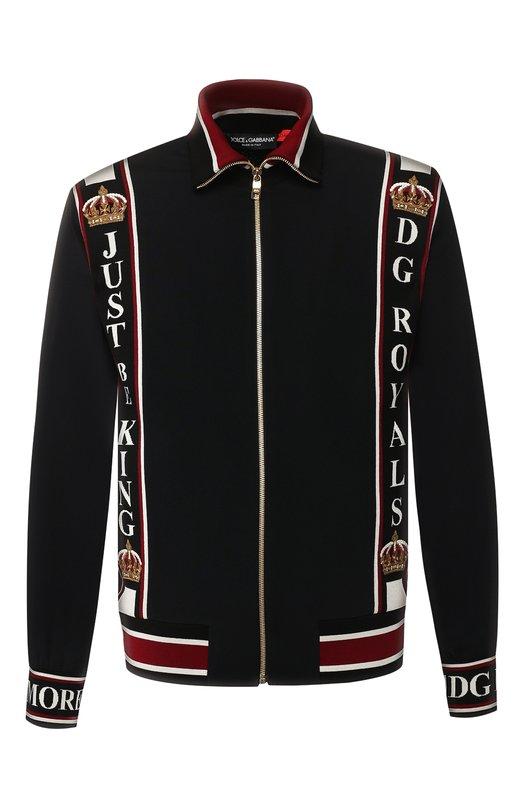 Кардиган из вискозы Dolce & Gabbana