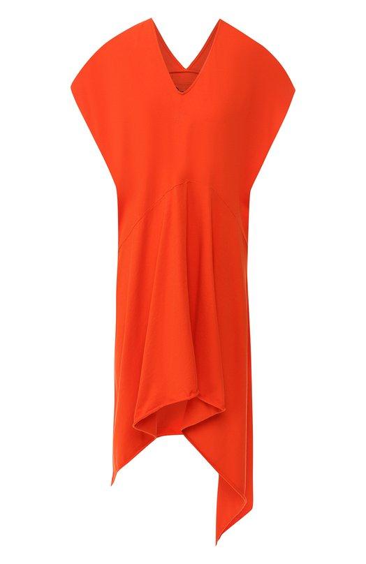 Купить Хлопковое платье Roque, RLAX108/1, Италия, Оранжевый, Хлопок: 100%;