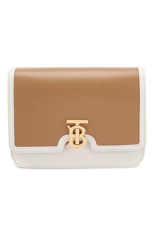 Купить Сумка TB Burberry, 8011199, Италия, Белый, Кожа натуральная: 100%;
