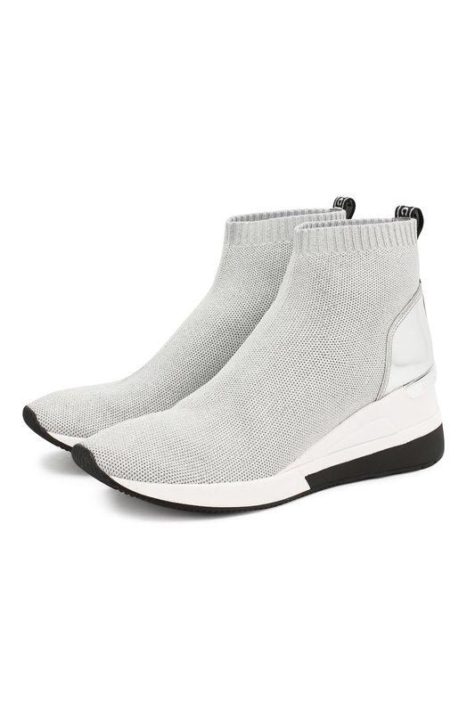 Текстильные кроссовки Skyler MICHAEL Michael Kors MICHAEL Michael Kors