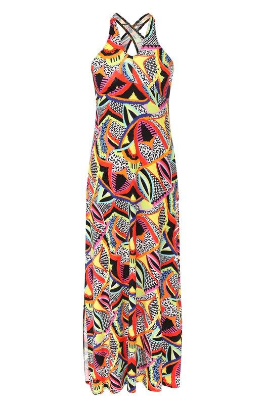 Платье с принтом Lise Charmel
