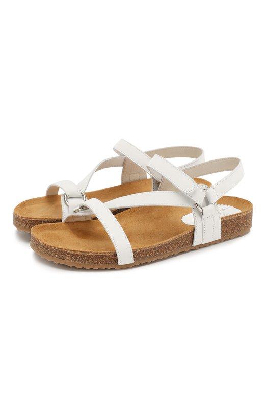 Кожаные сандалии Il Gufo