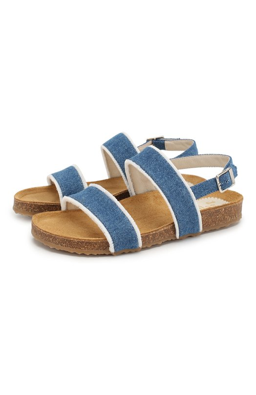 Текстильные сандалии Il Gufo