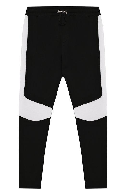 Хлопковые брюки Balmain