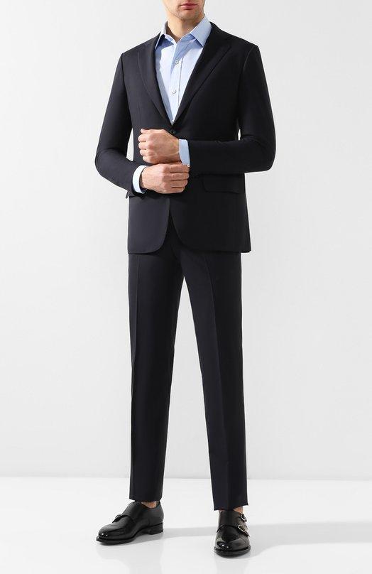 Шерстяной костюм Kiton