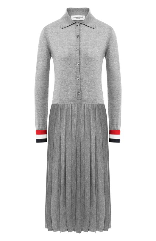 Шерстяное платье Thom Browne Thom Browne