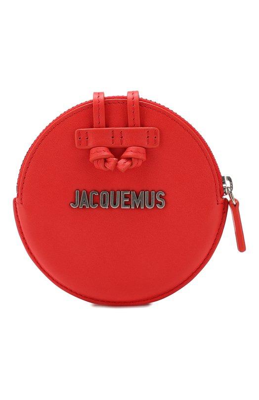 Кожаный кошелек Le Pitchou Jacquemus