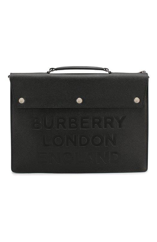 Кожаный портфель Burberry