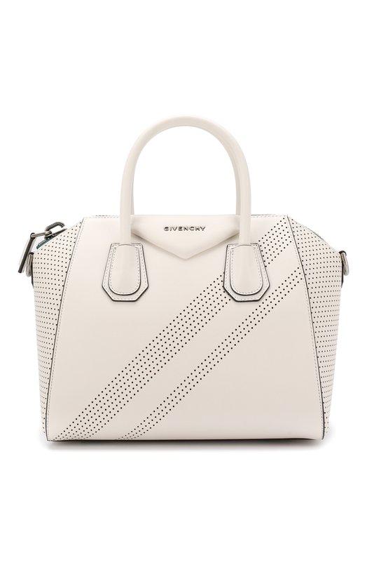 Купить Сумка Antigona small Givenchy, BB500CB0CM, Италия, Белый, Кожа натуральная: 100%;