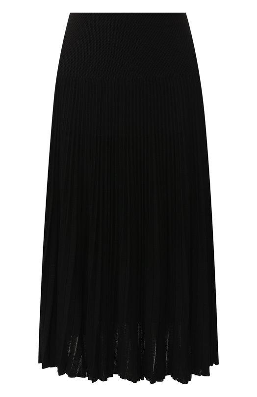Купить Плиссированная юбка Ralph Lauren, 290713863, Италия, Черный, Вискоза: 96%; Подкладка-полиамид: 72%; Полиамид: 3%; Подкладка-эластан (полиуретан): 28%; Эластан (Полиуретан): 1%;