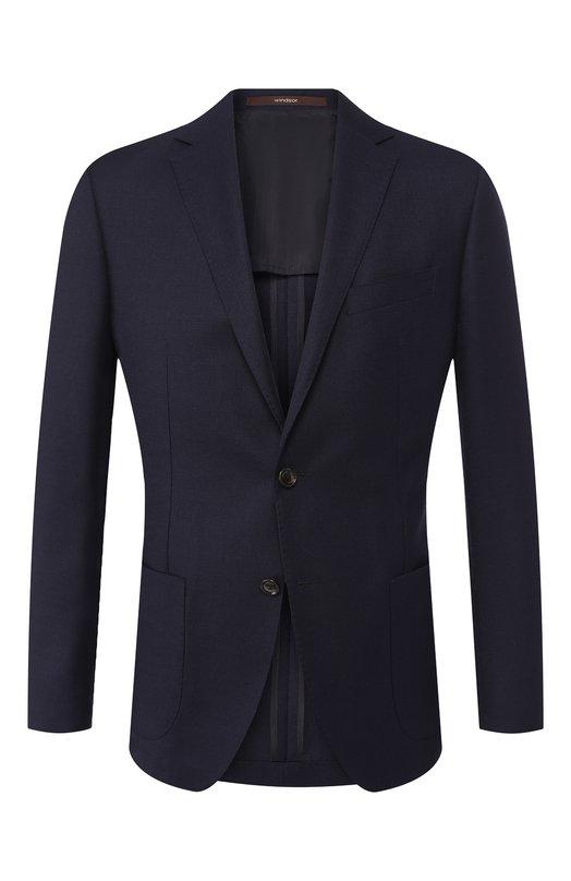 Шерстяной пиджак Windsor