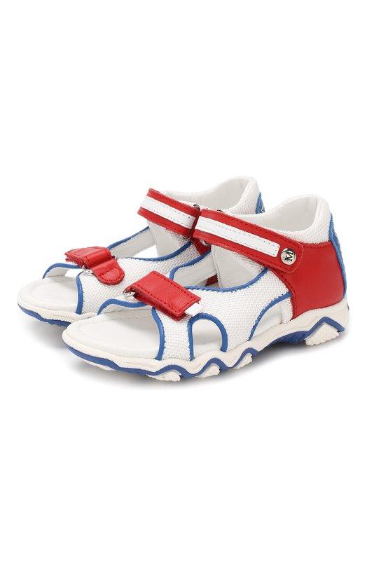 Текстильные сандалии Missouri