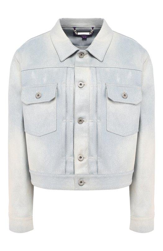 Купить Джинсовая куртка Ralph Lauren, 290746358, Италия, Голубой, Хлопок: 100%;