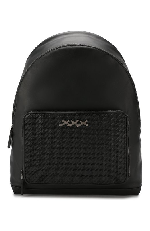 Кожаный рюкзак Zegna Couture
