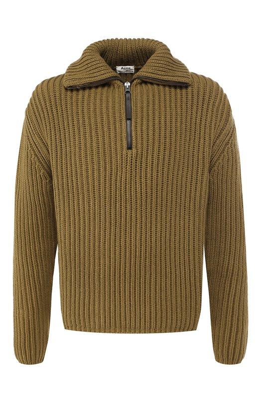 Хлопковый свитер Acne Studios