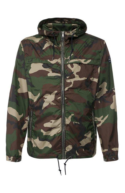 Купить Куртка Polo Ralph Lauren, 710743987, Китай, Хаки, Полиэстер: 100%; без подкладки: 100%;