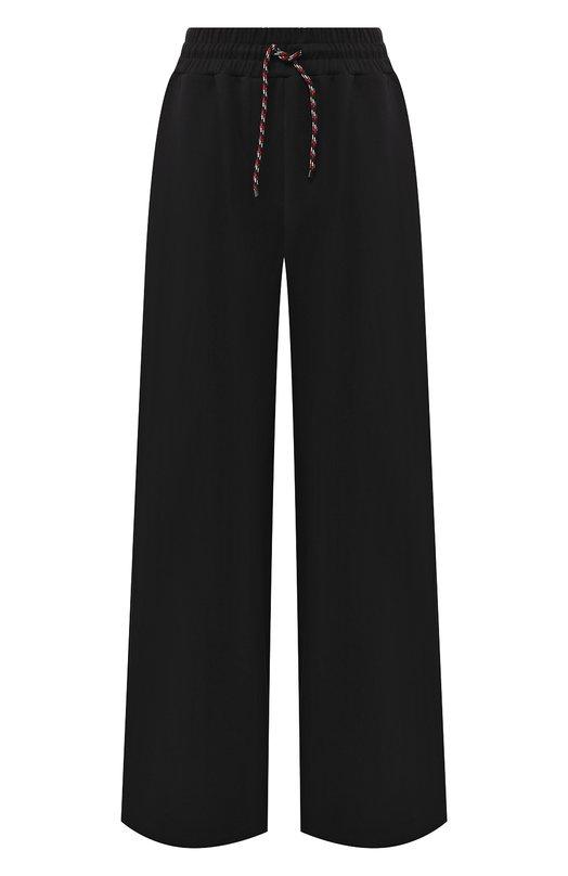 Купить Хлопковые брюки Dries Van Noten, 191-11115-7617, Турция, Черный, Хлопок: 100%;