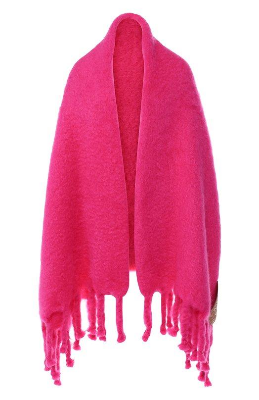 Шерстяной шарф Loewe