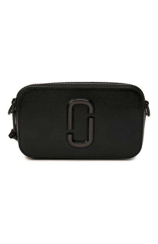 Купить Сумка Snapshot Marc Jacobs, M0014867, Вьетнам, Черный, Кожа натуральная: 100%;