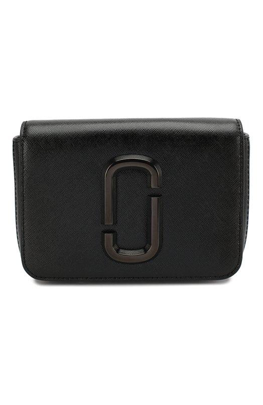 Купить Поясная сумка Snapshot Marc Jacobs, M0014983, Китай, Черный, Кожа натуральная: 100%;