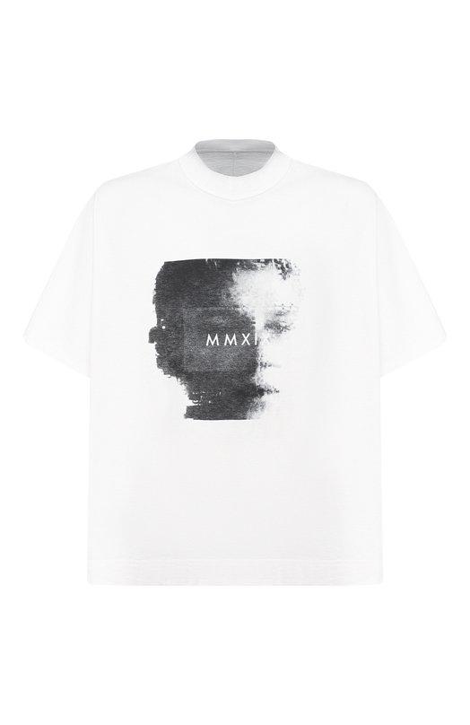 Купить Хлопковая футболка Julius, 657CPM11, Япония, Белый, Хлопок: 100%;