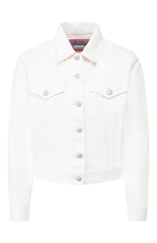 b50f152e490 Джинсовая куртка Acne Studios