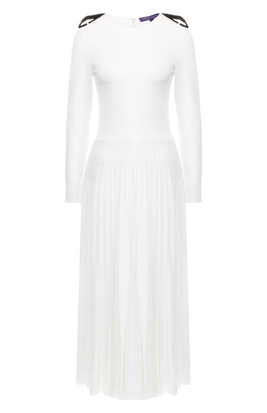 Платье-миди Ralph Lauren Ralph Lauren