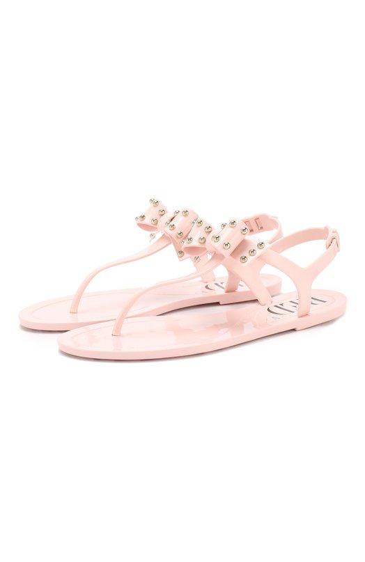 Резиновые сандалии Jellybeans REDVALENTINO